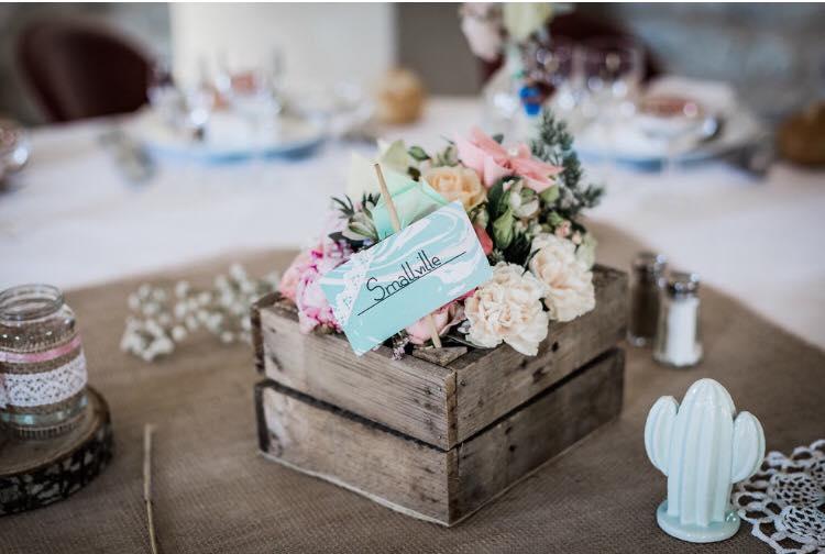 12 Idees De Centres De Table Originaux Pour Votre Mariage