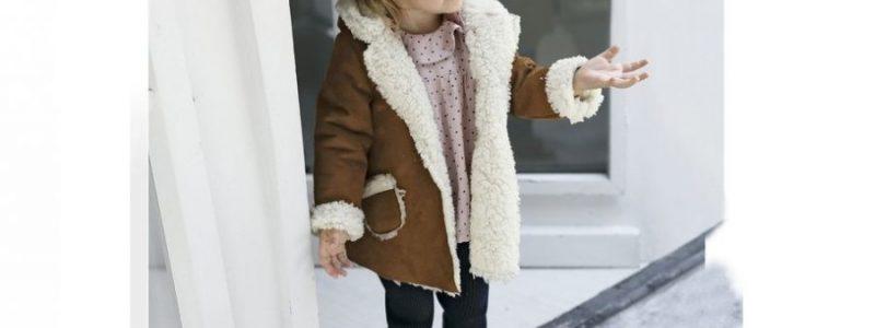 {Shopping} 10 manteaux pour enfant & bébé jusqu'à -65% !
