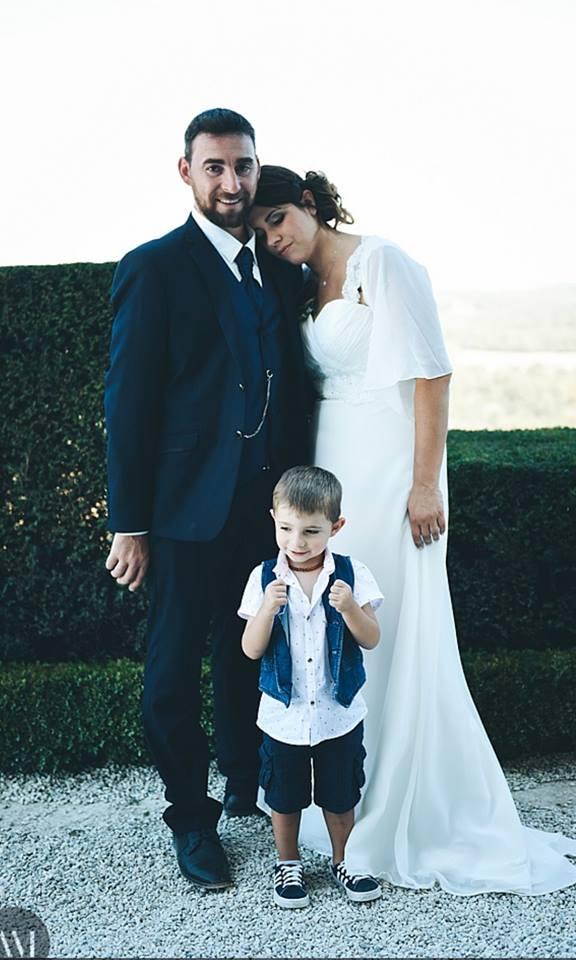 robe de mariée chic et sobre