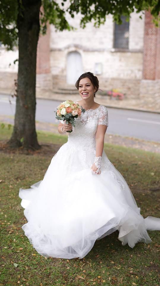 robe de mariée haut dentelle (2)