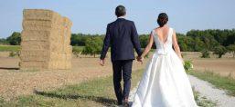 robe mariée décolleté dos