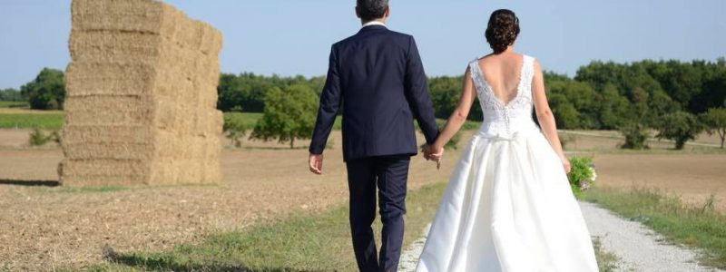 {Témoignages} Ma robe de mariée dos nu