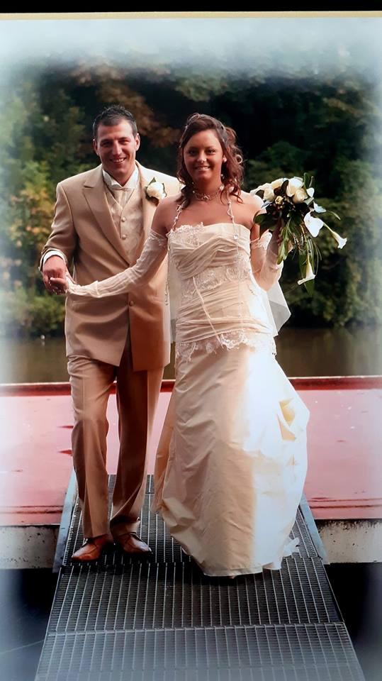 robe mariage bohème