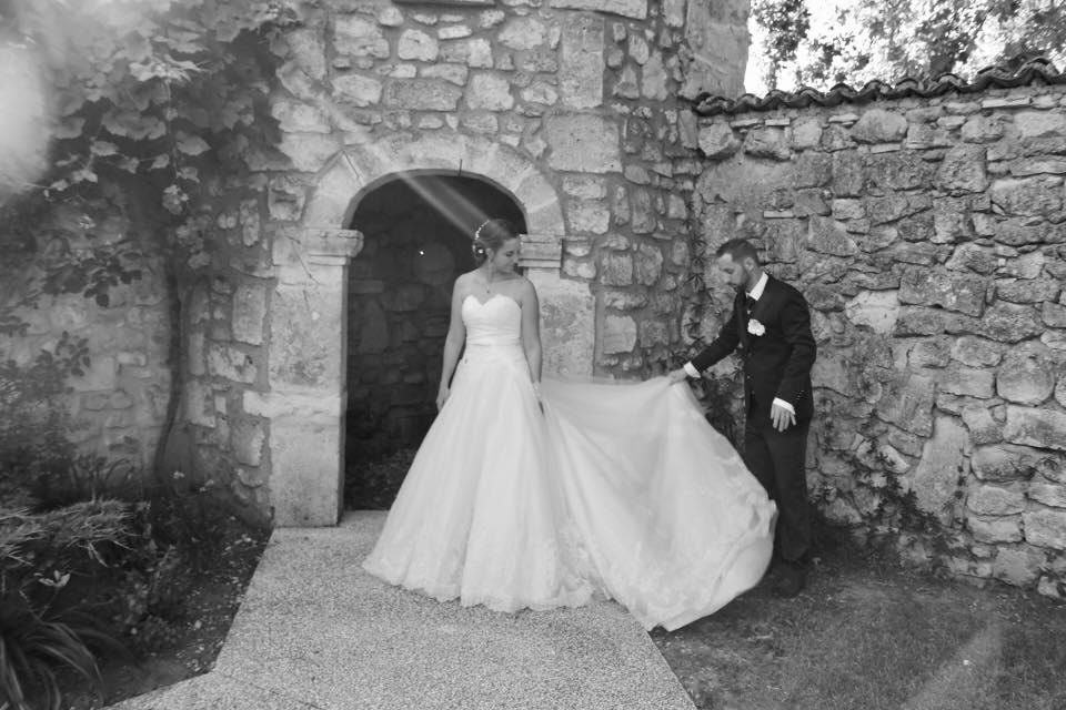 robe mariage princesse