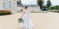 Un mariage Franco-Russe en Normandie (sous la pluie évidement)