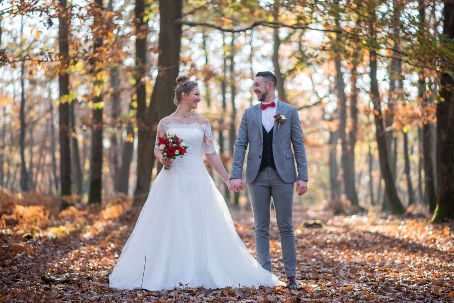 inspiration mariage hiver