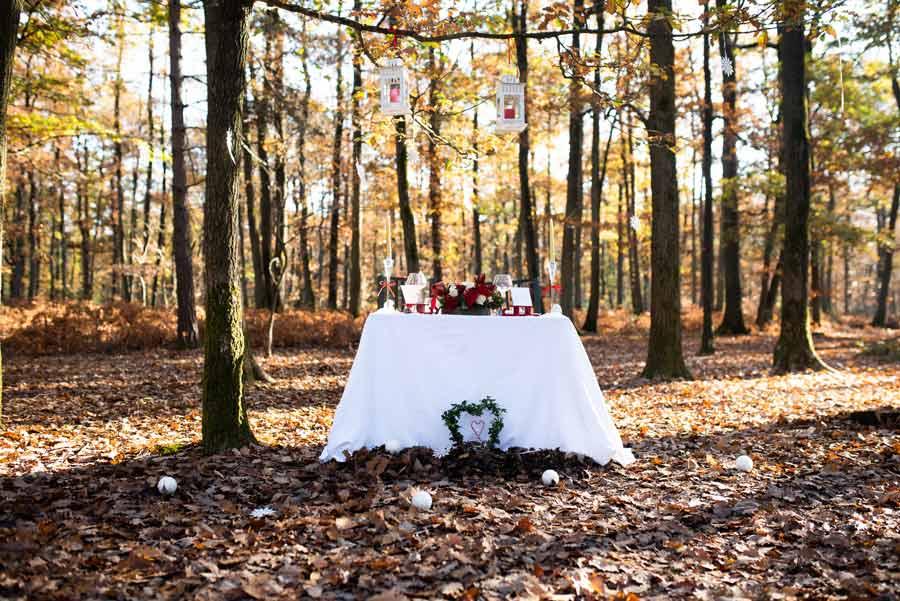 mariage hors saison hiver