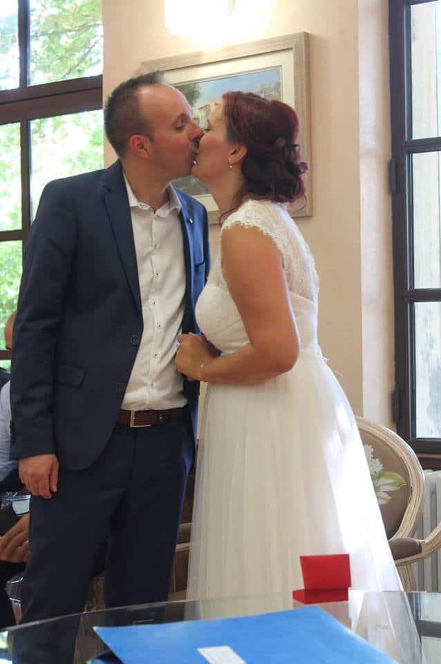 robe de mariée Zalando