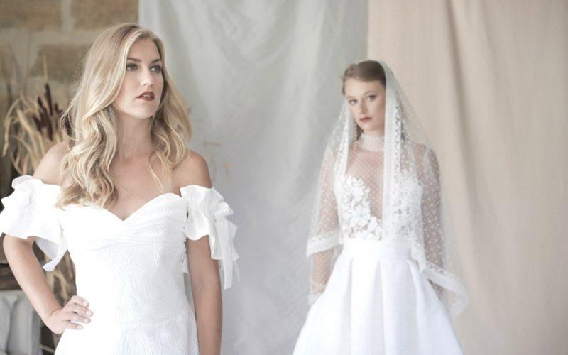 Robes de mariée : Manon Pascual collection Couture 2019