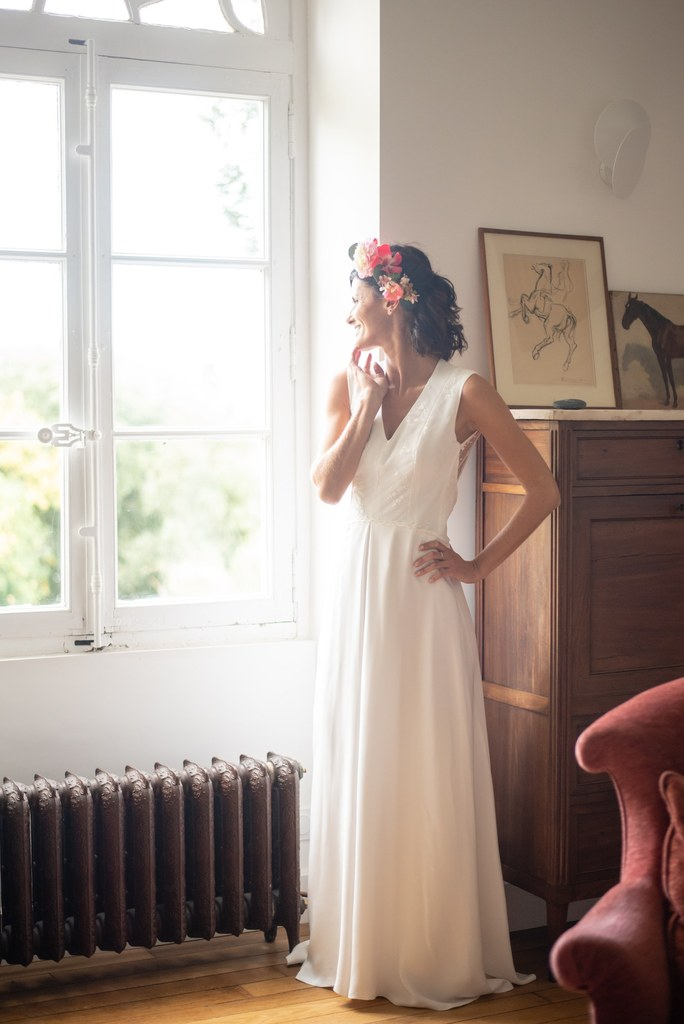 robe de mariée Fabryka