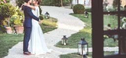 couple mariage nature