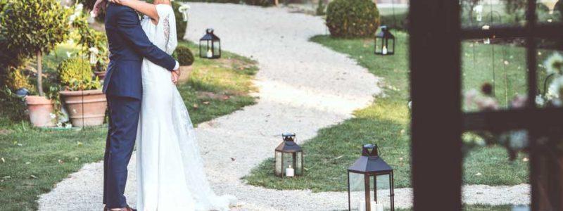 Perrine & Marco : Notre mariage simple et nature