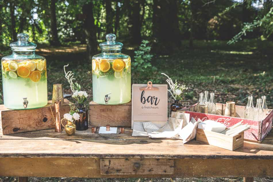 bar limonade bois récup