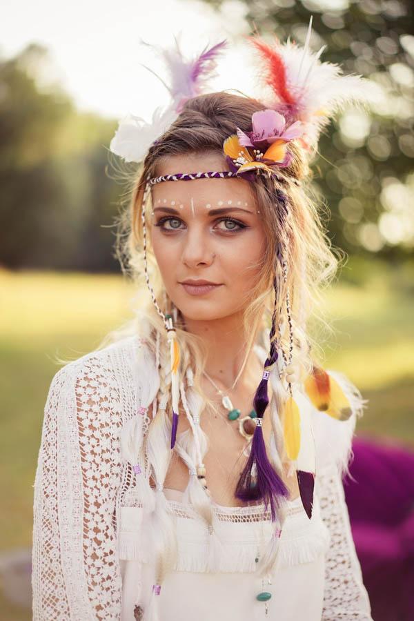 mariage hippie : décoration, organisation on vous dit tout