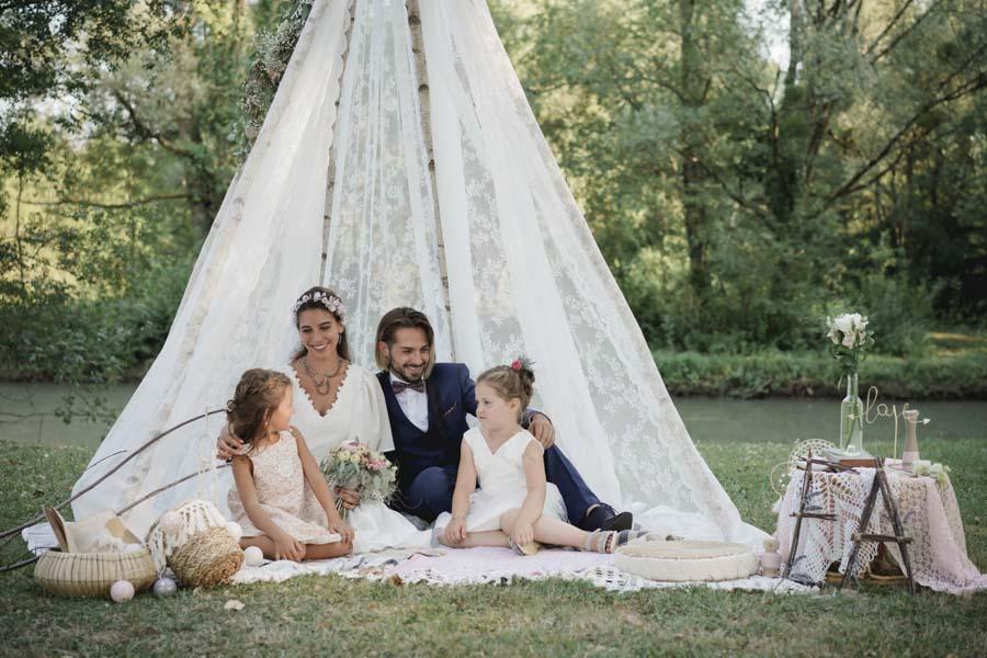 Organiser un mariage thème bohème : conseils