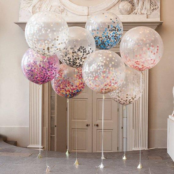 ballon décoration mariage