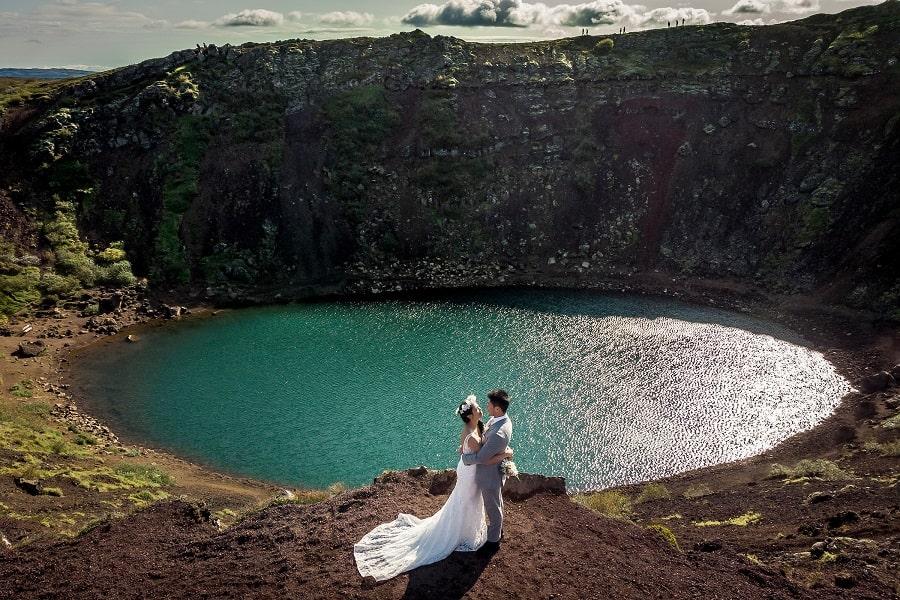 mariage Islande