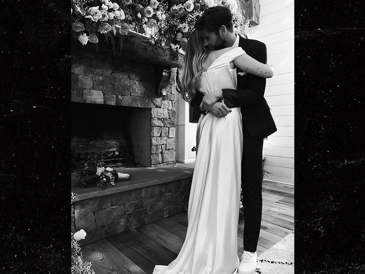 mariage Miley Cyrus Liam Hemsworth