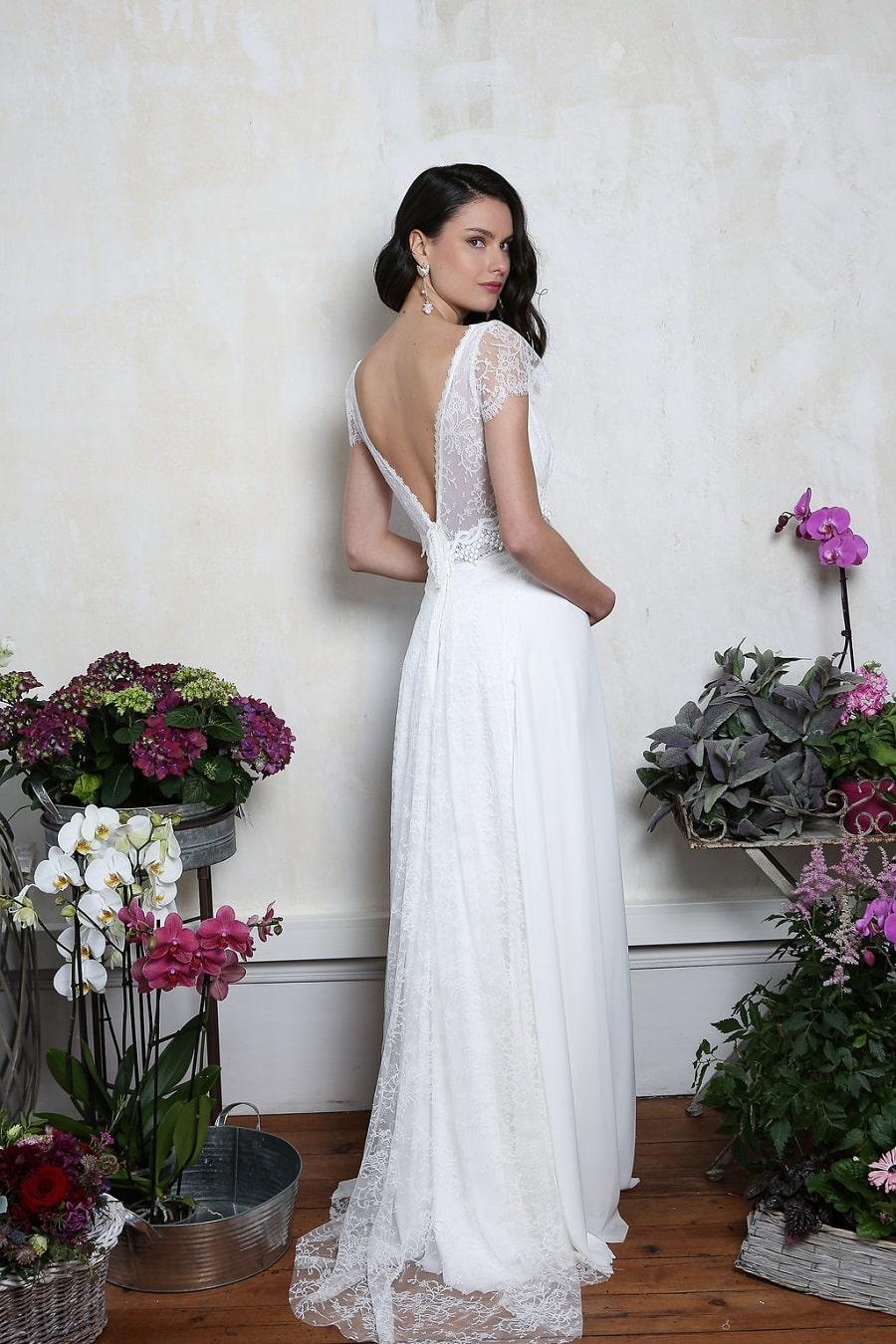 robe de mariée elsa gary 2019