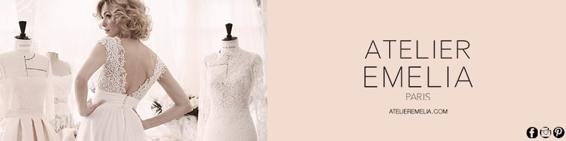 robes de mariée atelier emelia