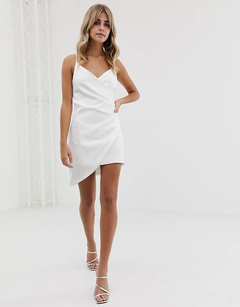 robe de mariée courte mini