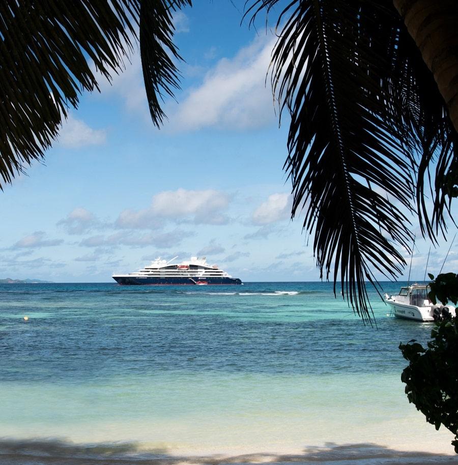 La Digue Seychelles @PONANT Tamar-Sarkissian
