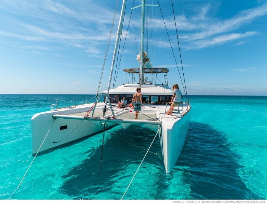 Catamaran sardaigne