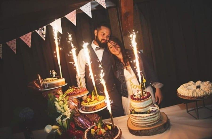 buffet desserts mariage