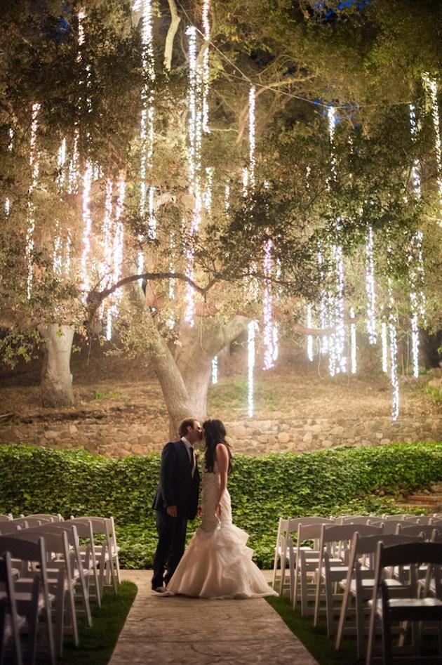 décoration mariage lumière cérémonie laique