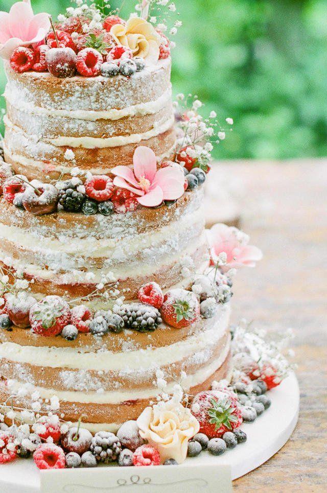 dessert mariage naked cake