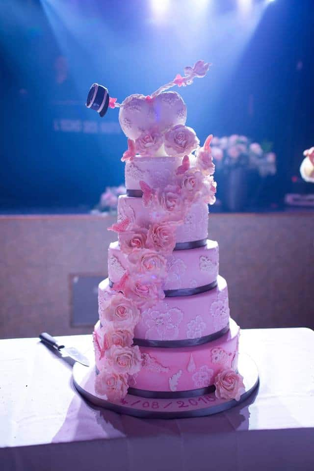 wedding cake original