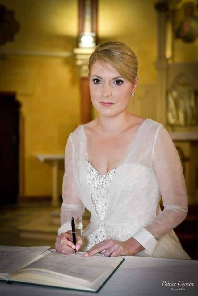 DIY maquillage mariée
