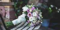 {Témoignages} Mon bouquet de mariée champêtre