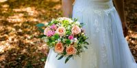 {Témoignages} Mon bouquet de mariée coloré