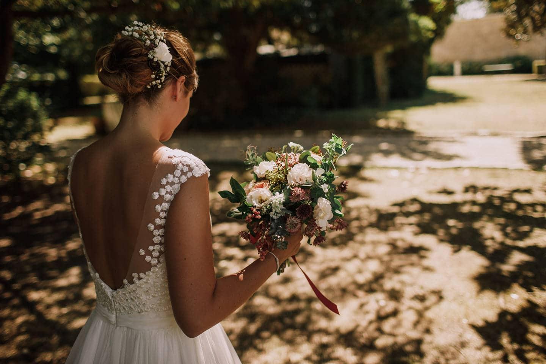 bouquet mariage couleurs