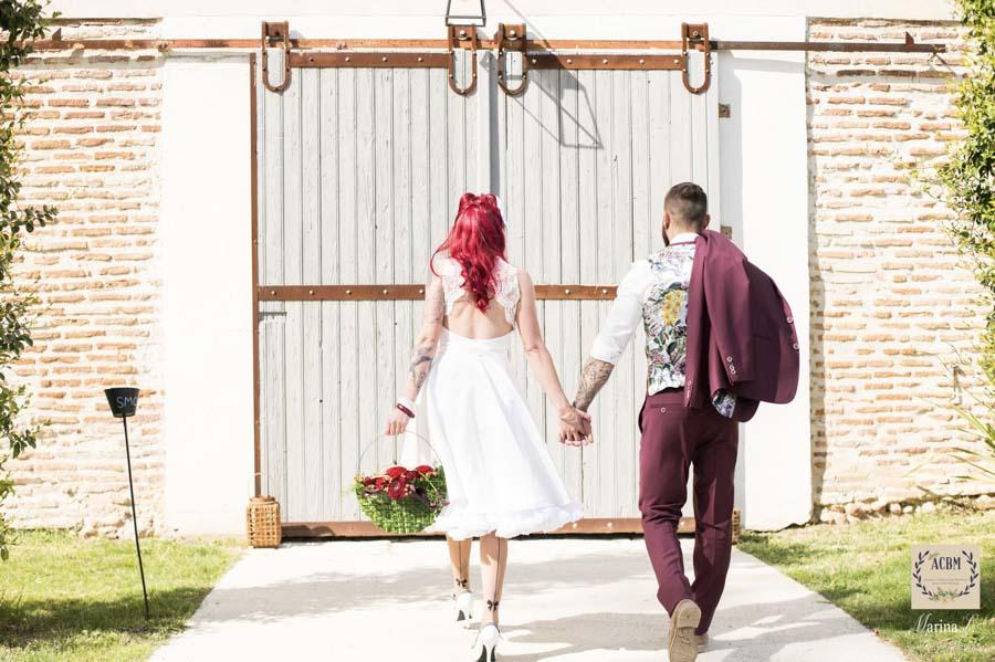mariage rock inspiration