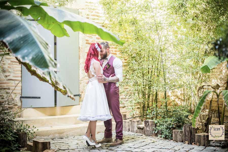 mariage rockabilly inspiration