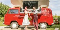 Shooting d'inspiration : Mariage Rockabilly