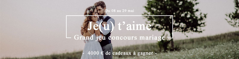 concours mariage