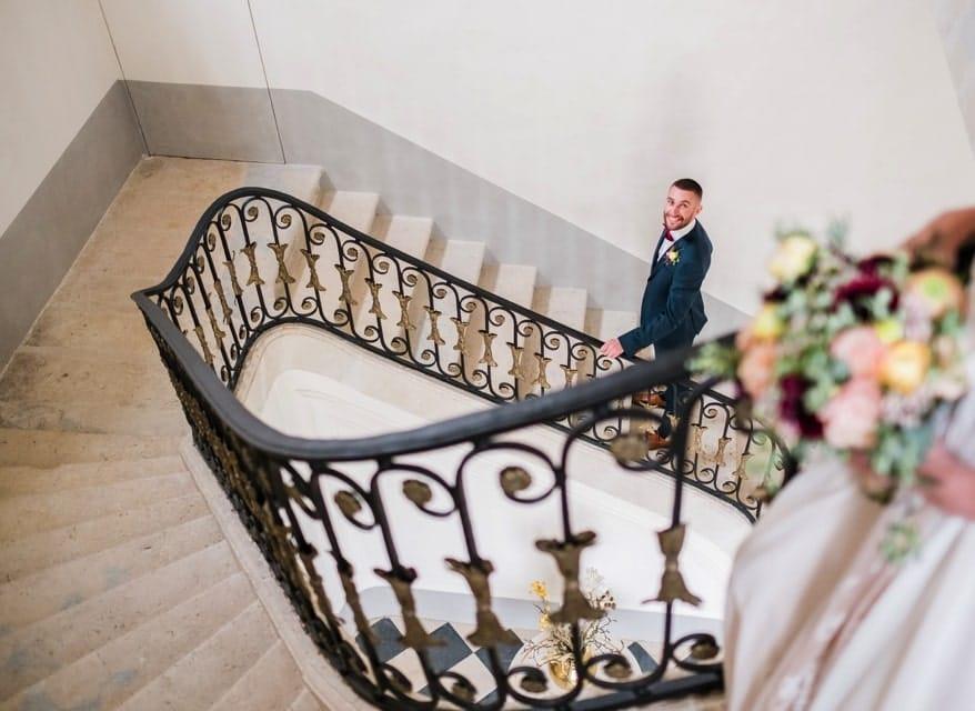 Château de l'hospital mariage