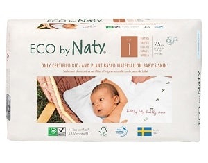 Couches bébé Naty