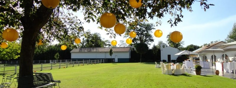 Domaine de Larchey, le lieu de réception mariage chic et champêtre