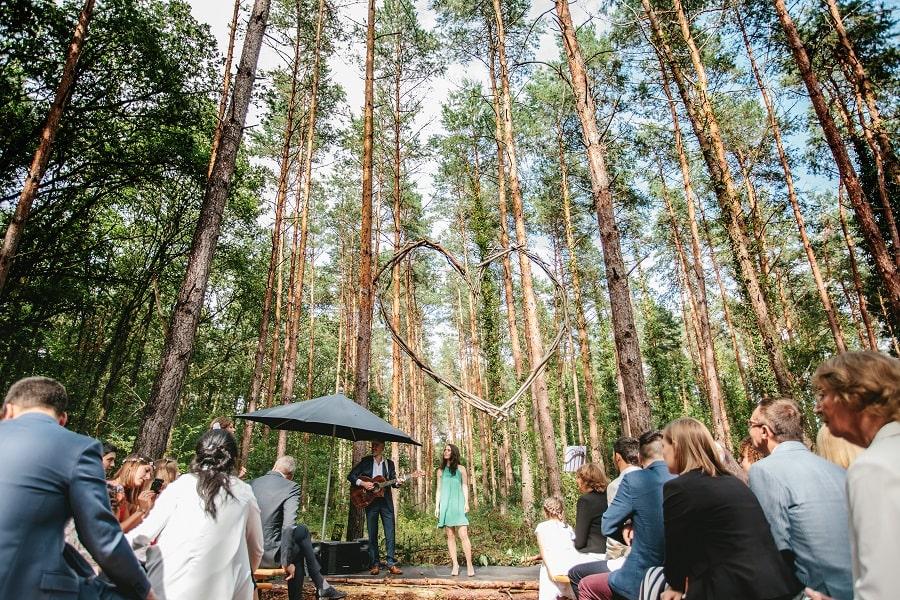 salle de réception mariage cérémonie laïque