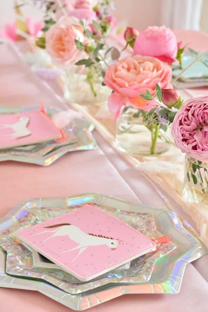 décoration-anniversaire-fille-licorne