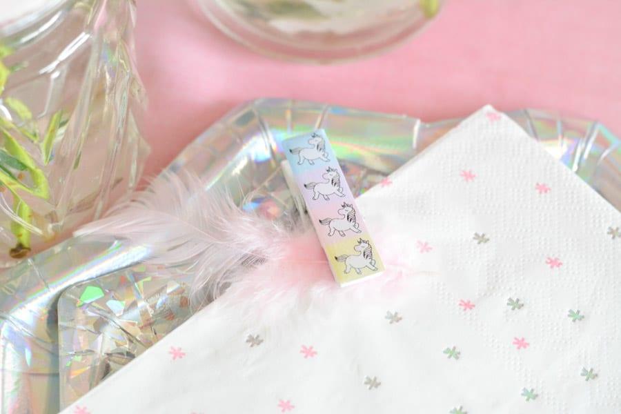 détail-déco-anniversaire-fille-thème-licornes
