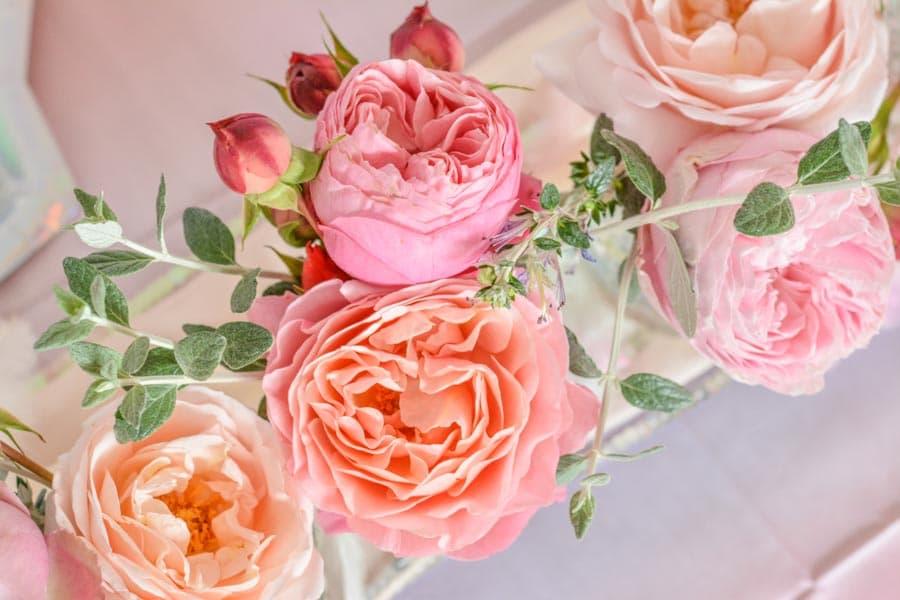 fleurs-idée-déco-anniversaire-fille-licorne