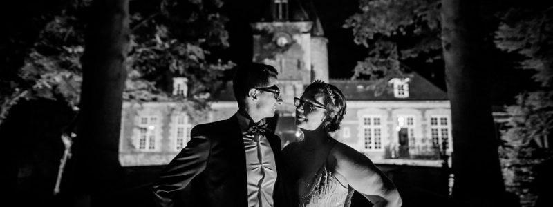Marine : Mariage Partie de campagne à Downton Abbey