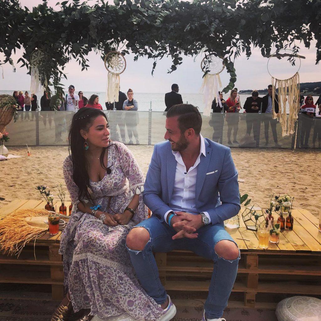 Mariage de Manon et Julien - les Marseillais