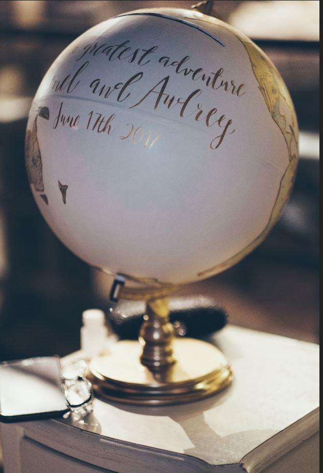 urne de mariage globe voyages