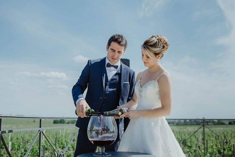 rituel du vin cérémonie laïque